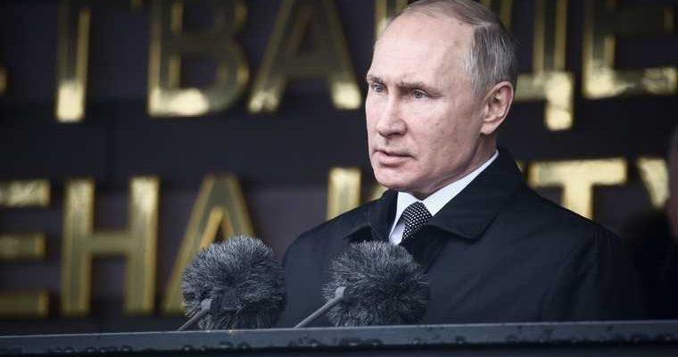 Красноярский край Путин Норильск негодование