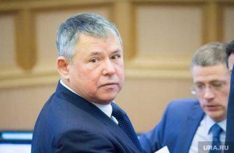 и. о. Чумак губернатор ХМАО Комарова борьба коронавирус очаг заражения Нефтеспецстрой