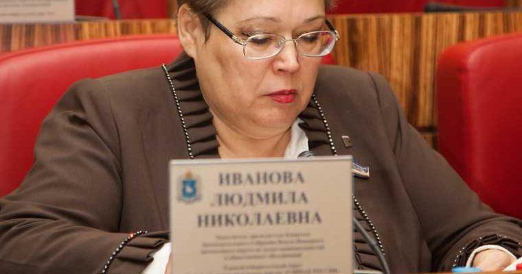 ЯНАО депутат Иванова смерть