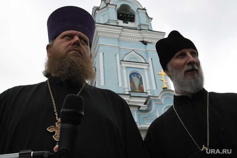 Церковный суд в Екатеринбургской епархии. Необр