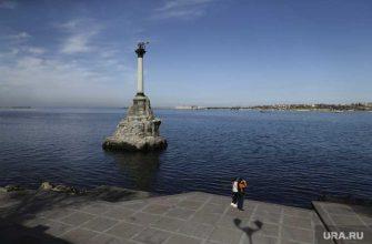 РФ должна деньги за базирование флота в Севастополе