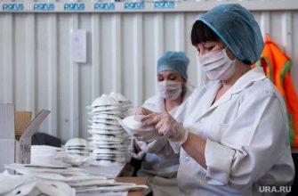 коронавирус ЯНАО умерли пациенты 22 июля