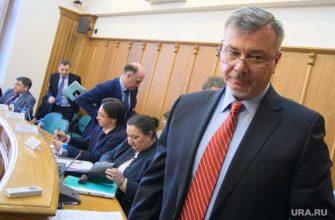 Вице мэр Баранов Екатеринбург увольнение