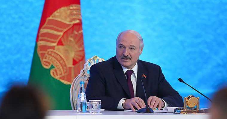 бегство из белоруссиии