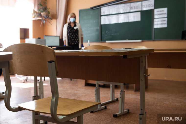 профилактика коронавируса в школах ХМАО