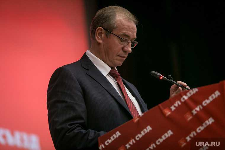 Сергей Левченко может уйти в Госдуму
