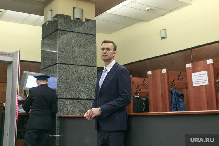 Алексей Навальный кома Новичок