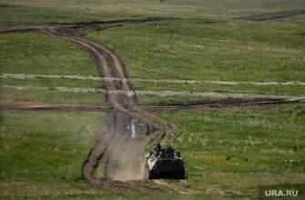 что произошло на военных учения в России