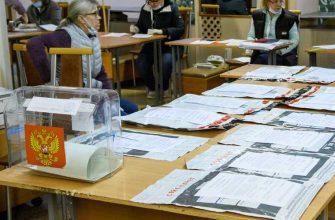 ЯНАО выборы законодательное собрание результаты