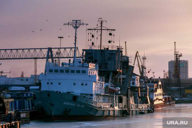 беспилотники в морях России