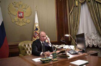 Пашинян второй раз позвонил путину из-за конфликта в карабахе