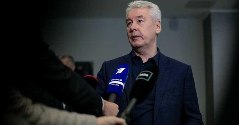 Собянин рассказал Путину о прививке от коронавируса