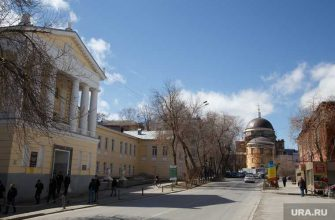Екатеринбургская епархия Ново-Тихвинский монастырь госпиталь передача зданий