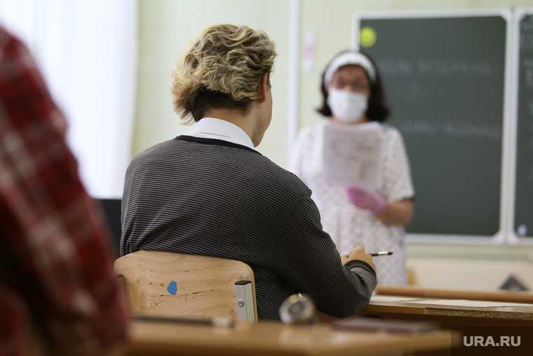 педагоги пожаловались на работу в коронавирус
