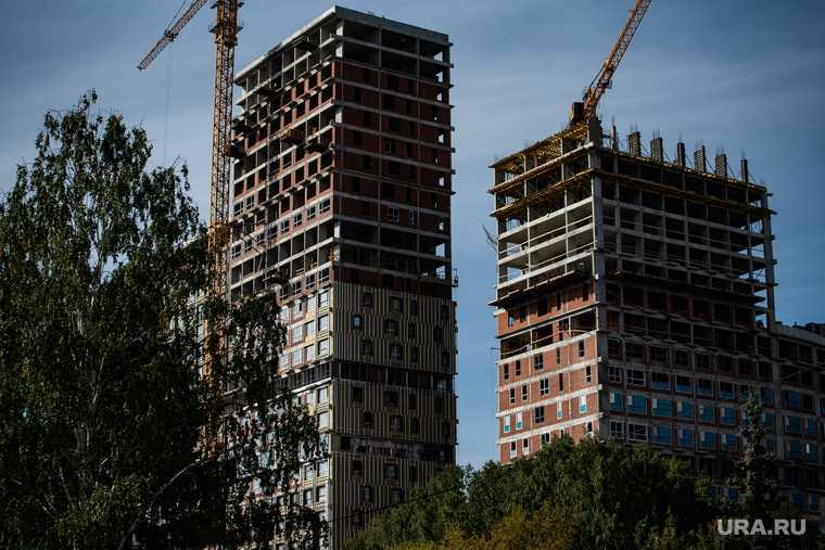 К концу года новое жилье в РФ подорожает на 15 процентов