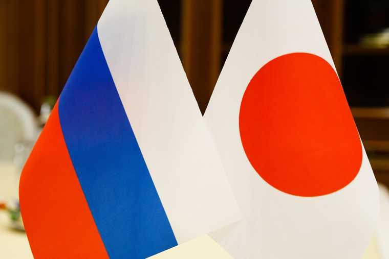 Курилы Курильские острова Шикотан Россия Япония территориальный спор