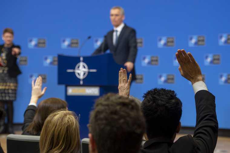 НАТО Навальный