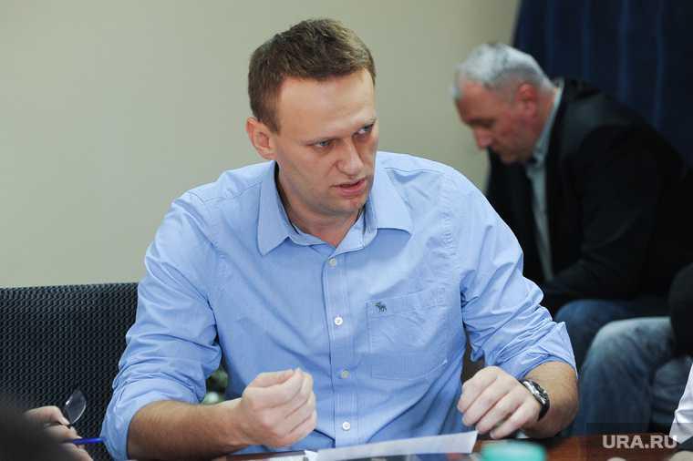 что с Навальным