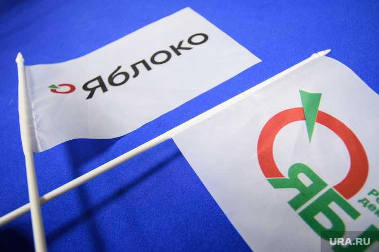 «Яблоко» коалиция довыборы в Екатеринбургскую думу