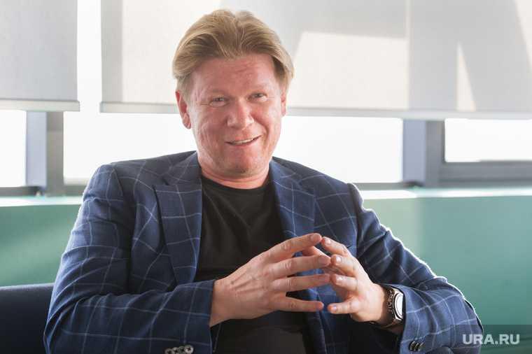 Директор строительной компании ACONS GROUP Иван Кузнецов. Екатеринбург