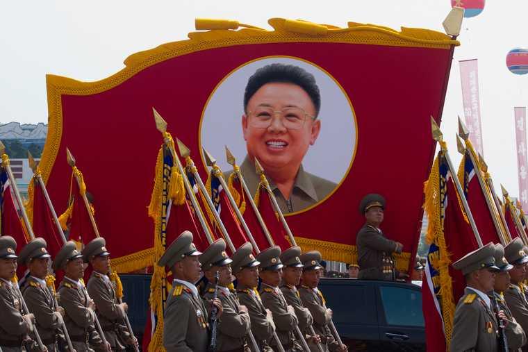 северная корея новая ракета