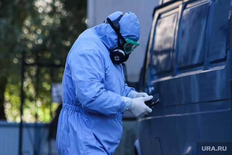 курганец 20 раз вызывал врачи тест коронавирус