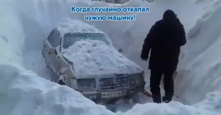 Людей ужаснула и восхитила снежная стихия в Норильске. «Ядерная зима, как логичный конец 2020 года»