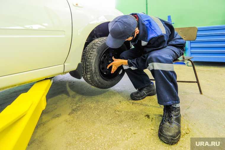 правила ремонта машин