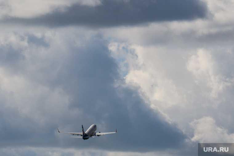 Самолет рейс Москва Нью-Йорк Аэрофлот
