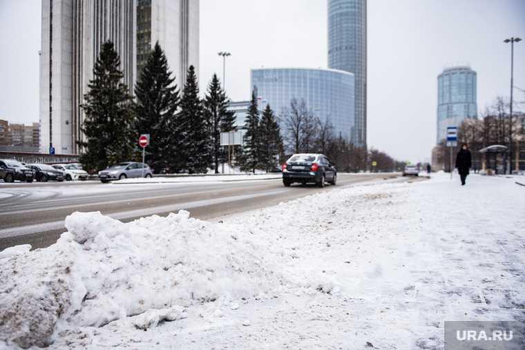 прогноз погоды Свердловская область оттепель