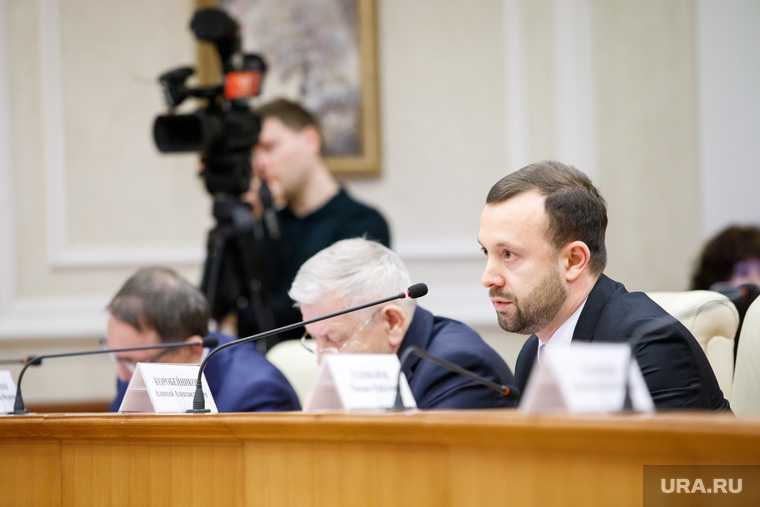 скандал увольнение депутат заскобрание Свердловская область Алексей Коробейников