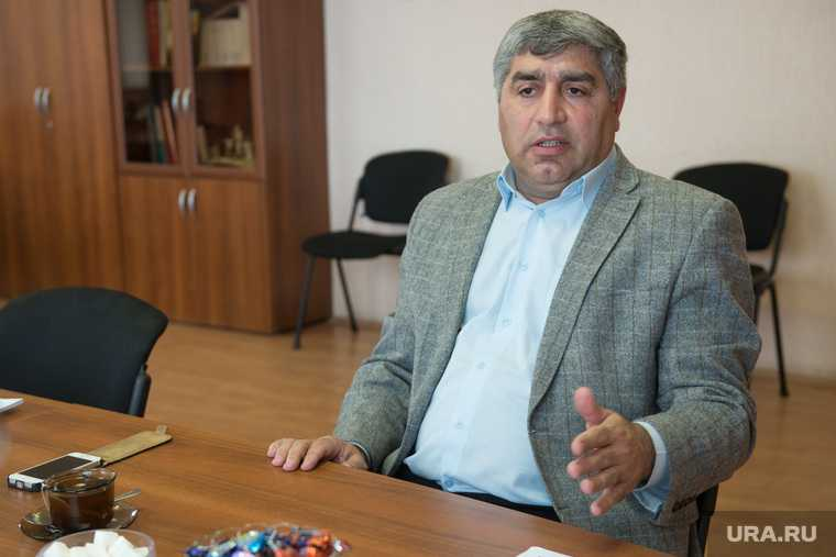 Махнево Свердловская область «маленький Азербайджан» спикер Сахават Алышов