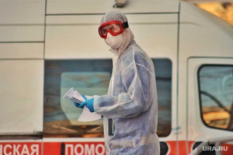 смерти коронавирус Курган