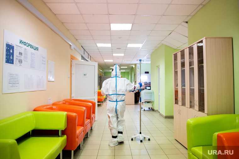 заболело умерло коронавирус Свердловская область