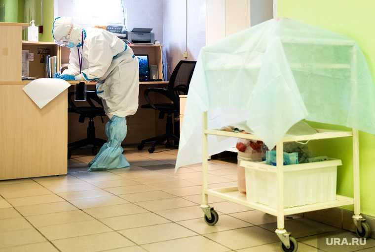 число заболевших коронавирусом в ЯНАО начало уменьшаться