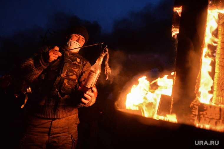 Златоуст Рашид Шакуров машина автомобиль сожгли