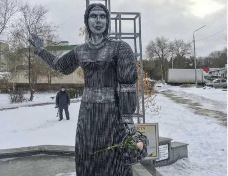 Жириновский хочет забрать памятник Аленке из Нововоронежа. «Мы не брезгуем»