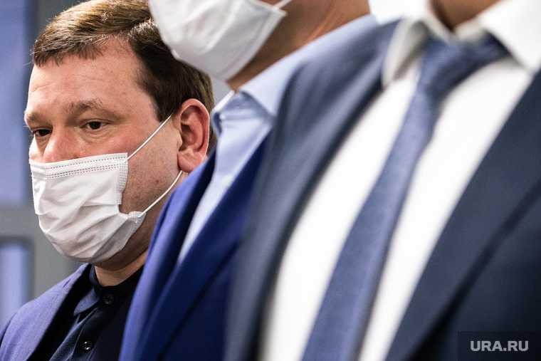Дмитрий Ноженко Екатеринбург конкурс мэра Орлов