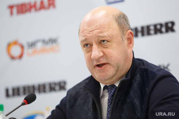 Пресс-конференция к открытию Чемпионата Европы по настольному теннису. Екатеринбург