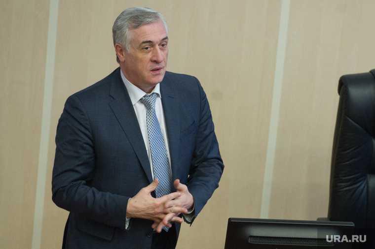 Яков Силин ректор УрГЭУ гей скандал