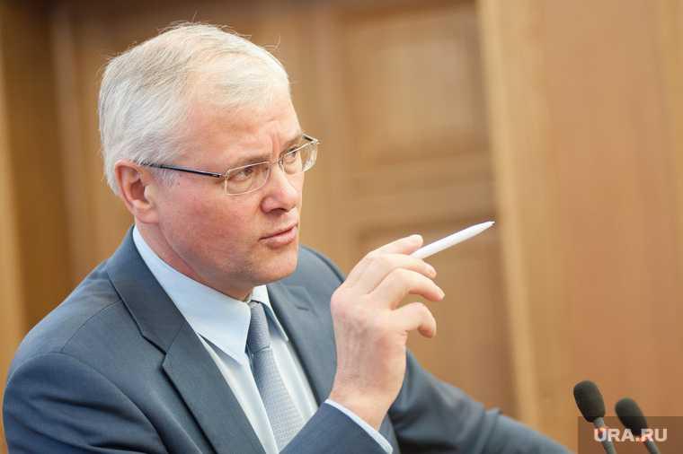 Андрей Корюков мэрия Екатеринбурга
