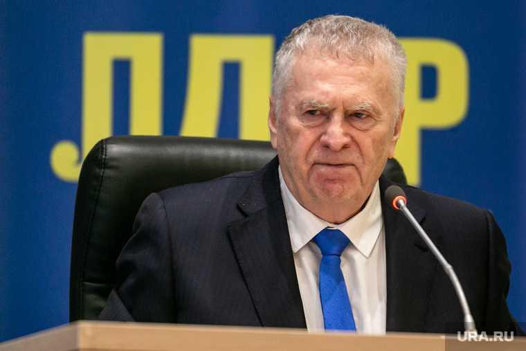 фургал жириновский возвращение губернатор политика освобождение