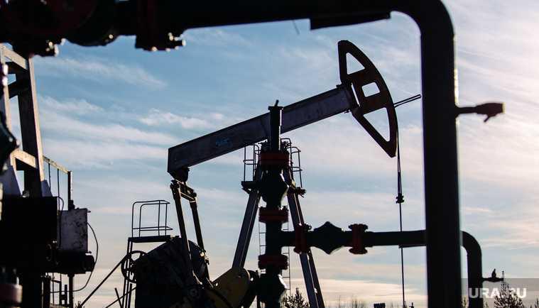 нефтяной кризис Техас