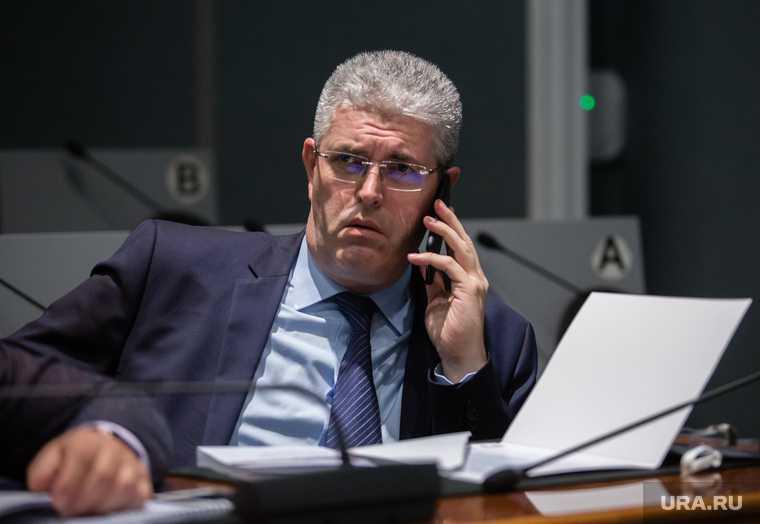 отчет перед депутатами питьевая вода заместитель генерального прокурора ХМАО