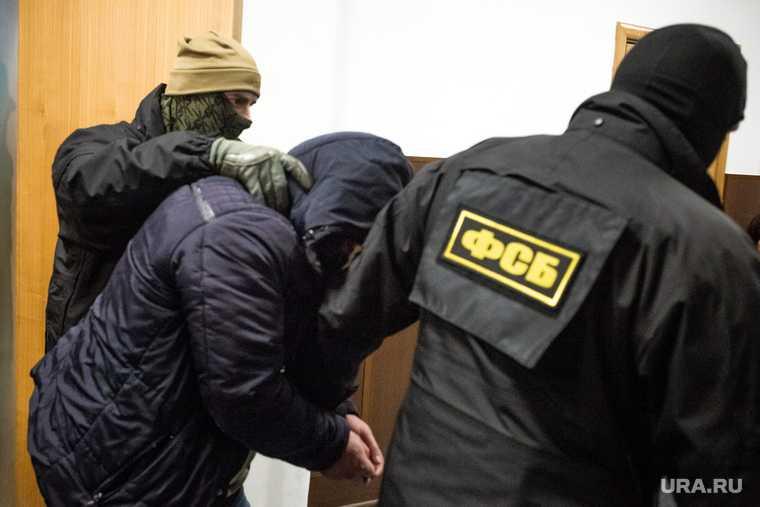 Челябинск УСБ собственная безопасность главк полиция ФСБ задержан Леонид Галанин
