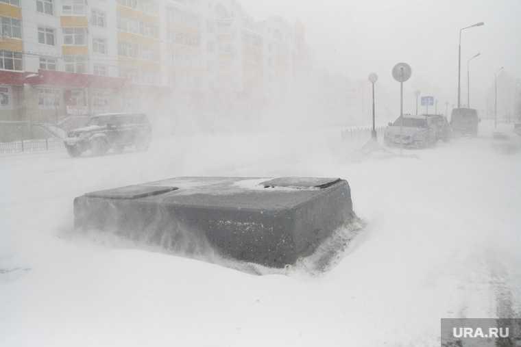 ЯНАО погода 15 февраля