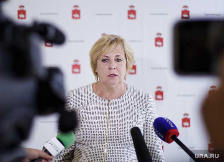 Заседание правительства по программам среднего профессионального образования. Пермь