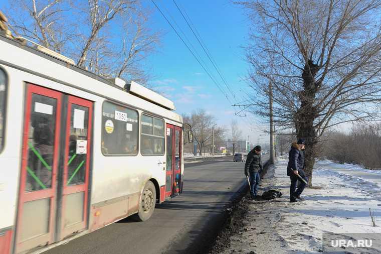 Челябинск транспорт смерть управление здравоохранения пассажир