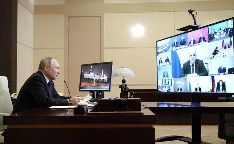 Путин заступился заолигархов изсписка Forbes перед министром