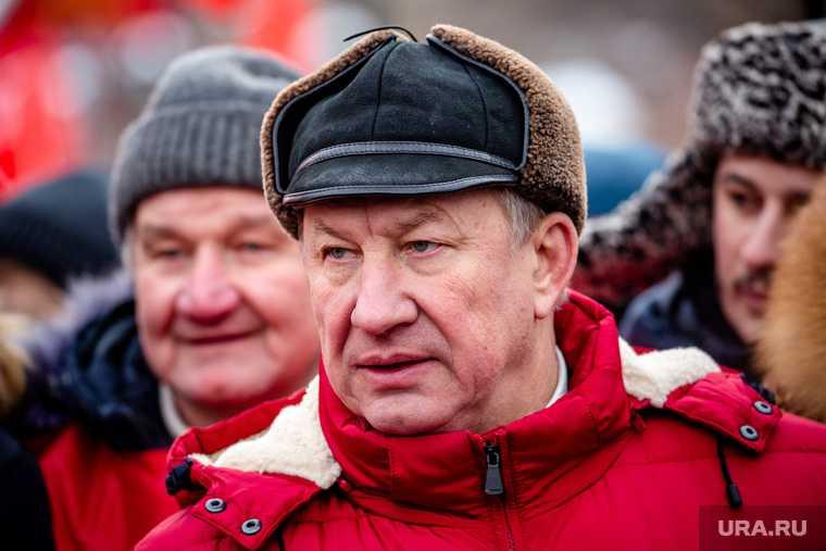 выборы 2021 Рашкин